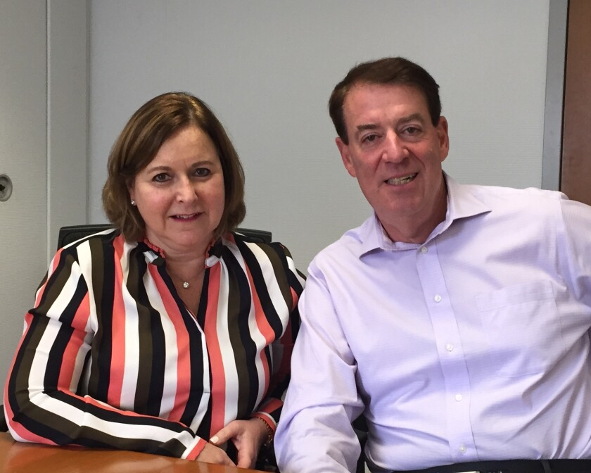 Friedman LLP co-managing partners Harriet Greenberg and Frederick Berk
