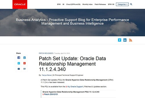 30 top master data management products | Information Management