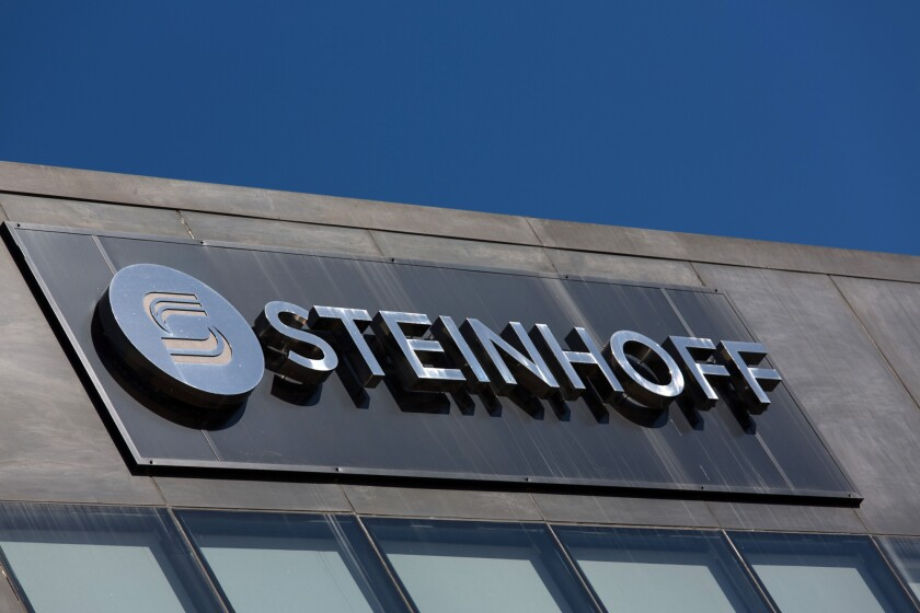 The Steinhoff International Holdings NV company headquarters in Stellenbosch, South Africa