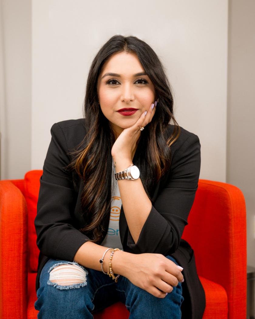 Suneera Madhani, CEO and founder of Fattmerchant.