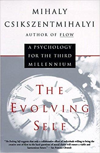 Book cover - Evolving Self