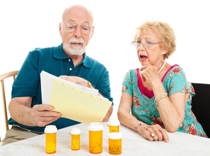 Senior medical expenses
