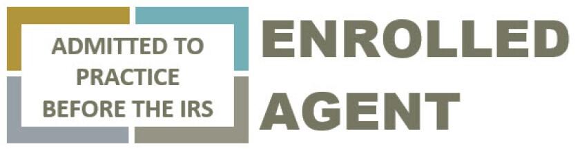 New Enrolled Agent logo 2018
