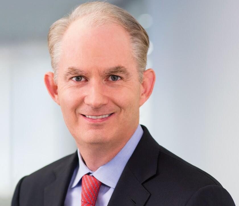 Tim Gokey Broadridgte CEO as of Jan 1, 2019, cropped photo