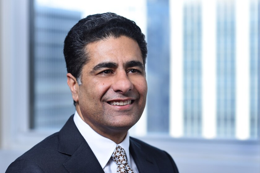 Deloitte Global CEO Punit Renjen