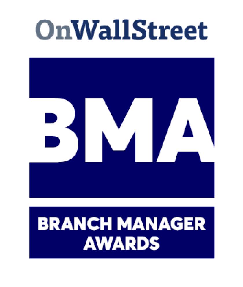 branch manager award logo