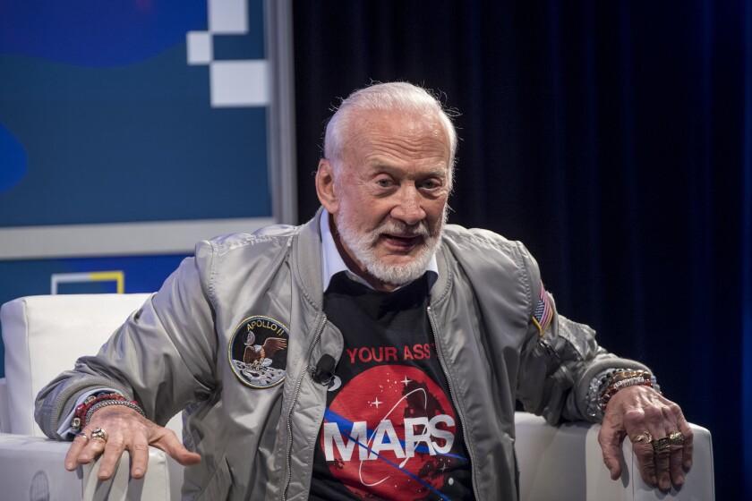 Buzz Aldrin lawsuit dropped 3/19/19