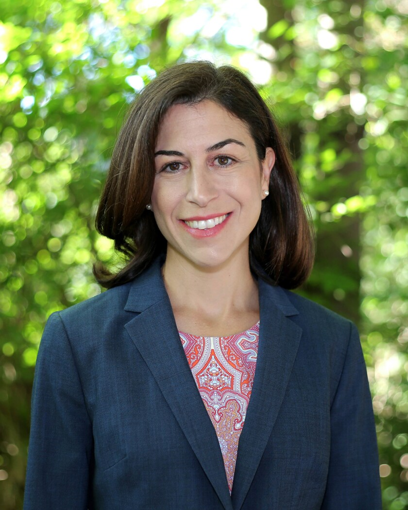 Jessica Milano is the director of ESG research at Calvert.