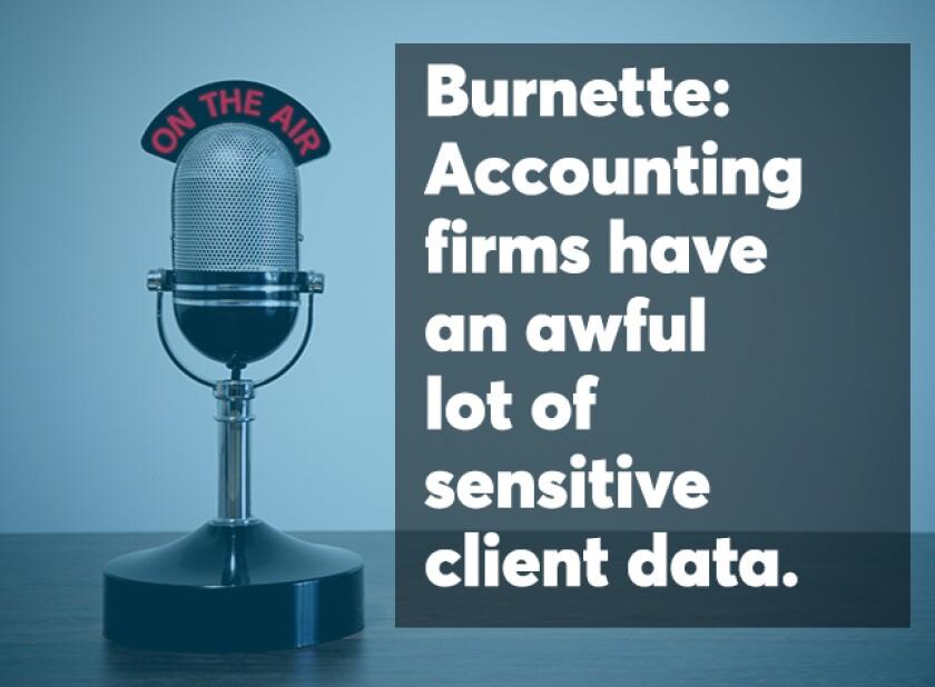 Burnette podcast screen