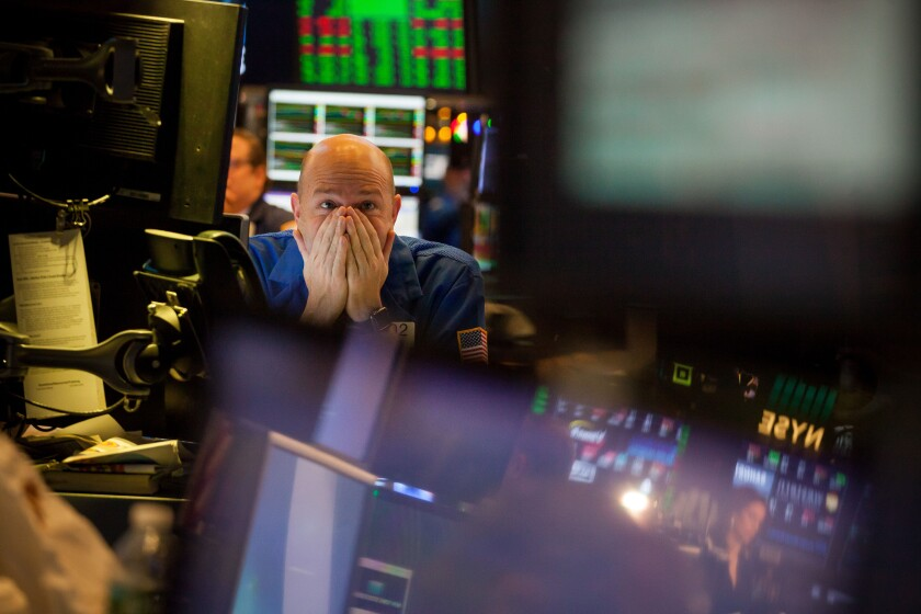 About 60% of individual investors think the stock market will go higher in the next six months.