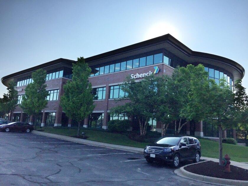 Schenck's Milwaukee office
