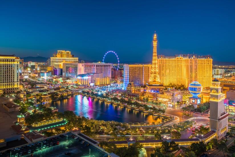 Las Vegas Landing Page Picture