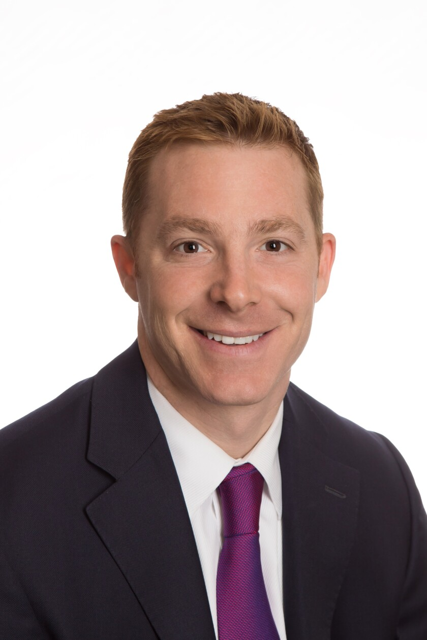 Keith Apton UBS advisor