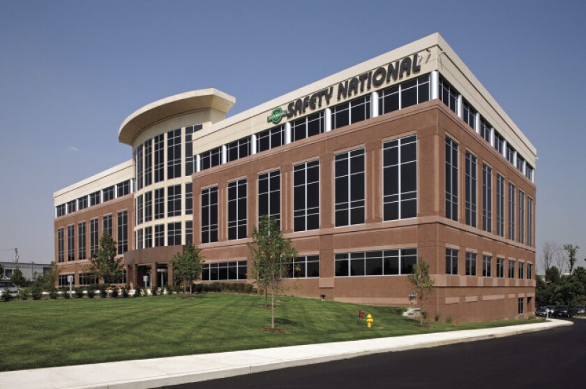 Safety National headquarters in St. Louic, Missouri..jpg