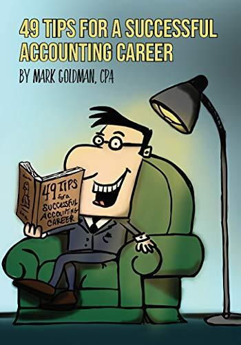 49 Tips for a Successful Accounting Career cover