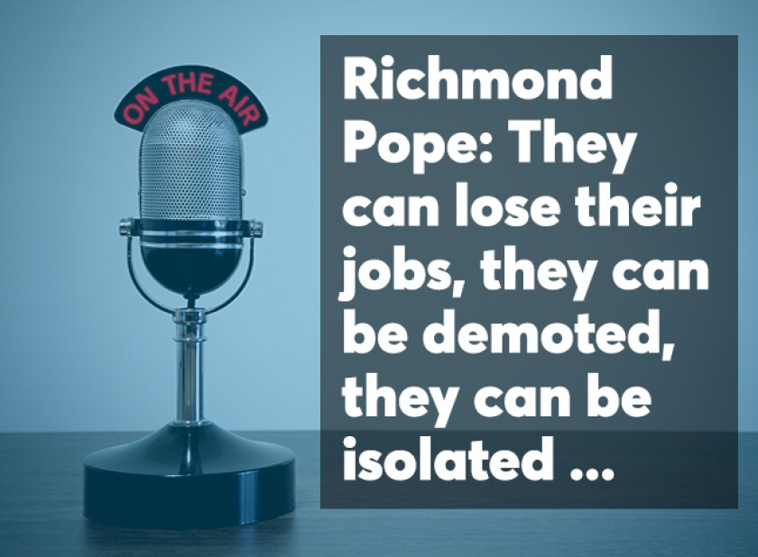 Kelly Richmond Pope podcast screen