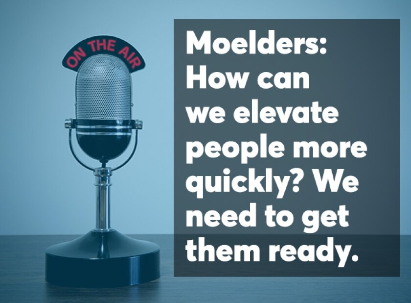Moelders feedback podcast screen