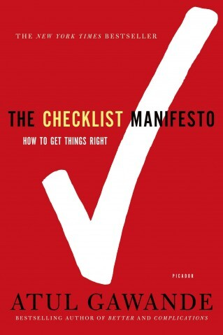 Checklist Manifesto Atul Gawande