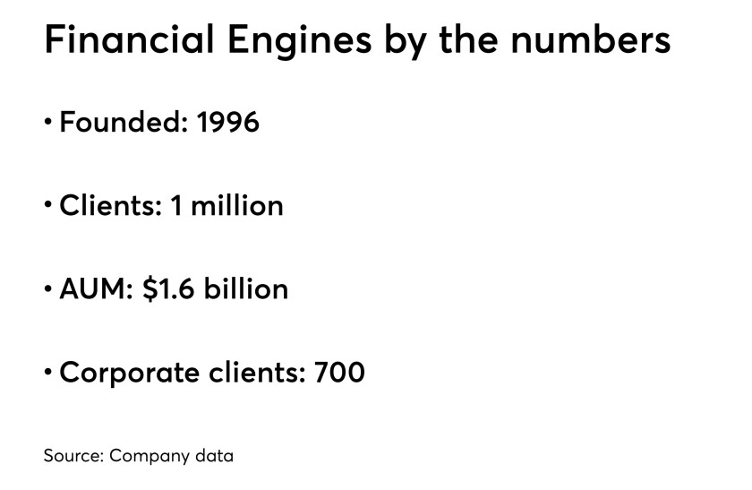 Financial Engines by the numbers 02-2018
