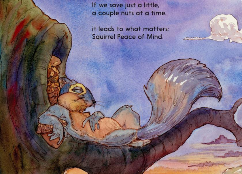Edelman - Squirrel Manifesto kids book illustration 1 11 2019