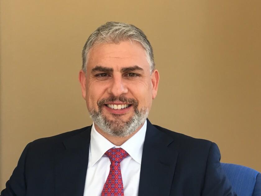 Ali Mandalinci Steward Partners adviser