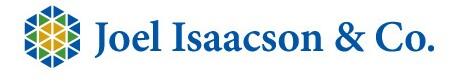 Joel Isaacson & Co. logo