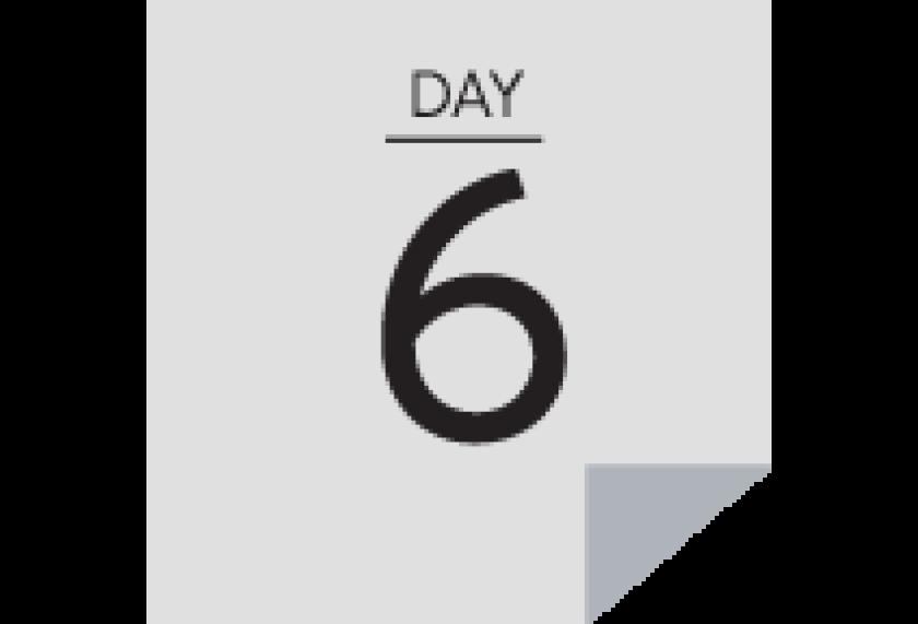 30 Days - Day 6