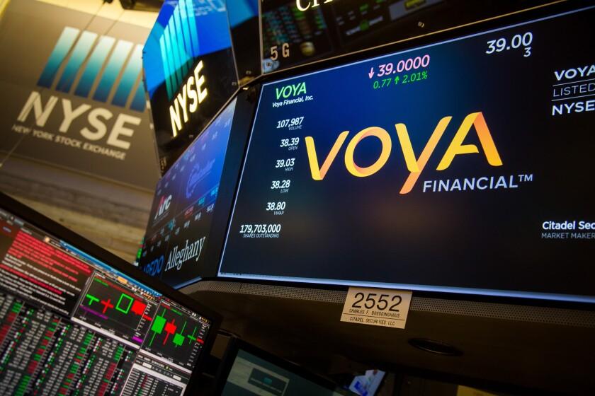 Voya Financial Advisors IAG