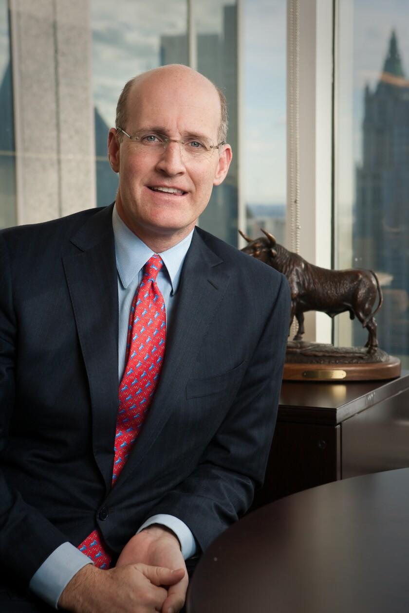 Andy Sieg Merrill Lynch executive