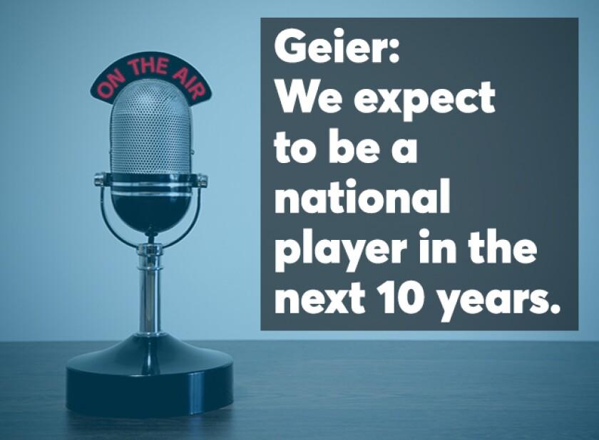 Chris Geier podcast screen