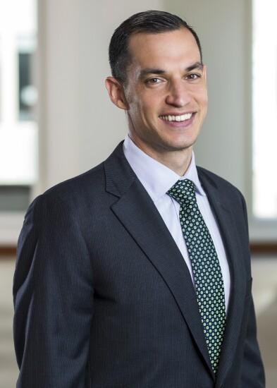 John Salvino William Blair advisor