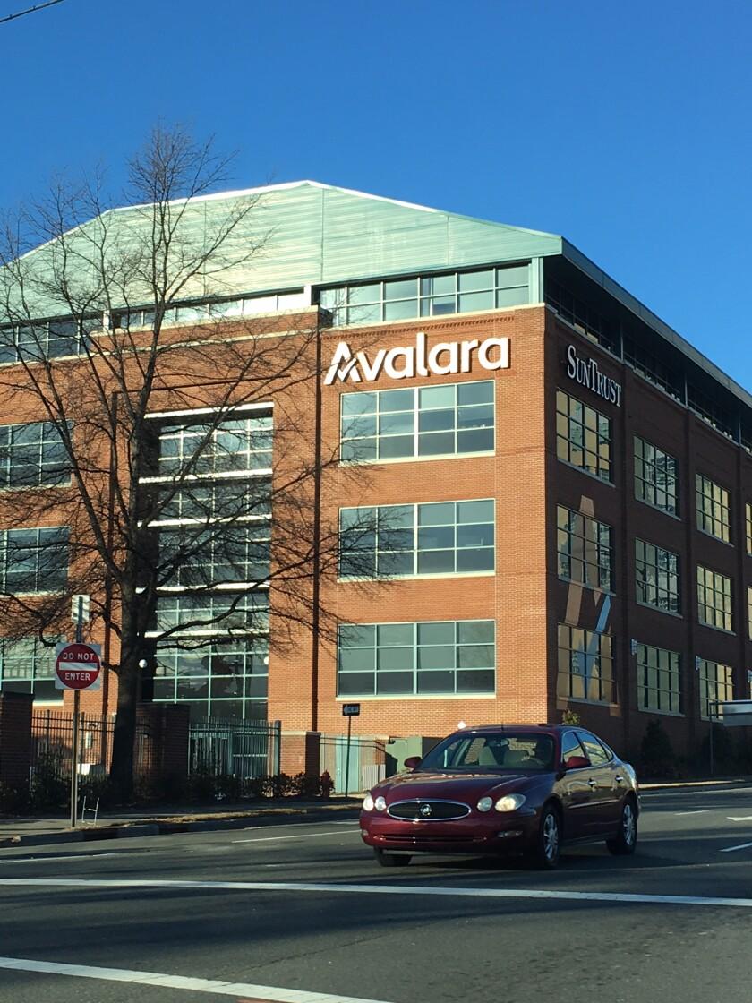 Avalara offices Durham, NC