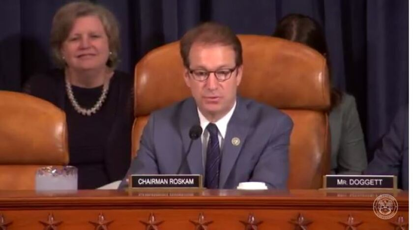Rep. Peter Roskam, R-Ill., chairman of the House Ways and Means Tax Policy Subcommittee