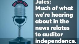 Diane Jules podcast screen