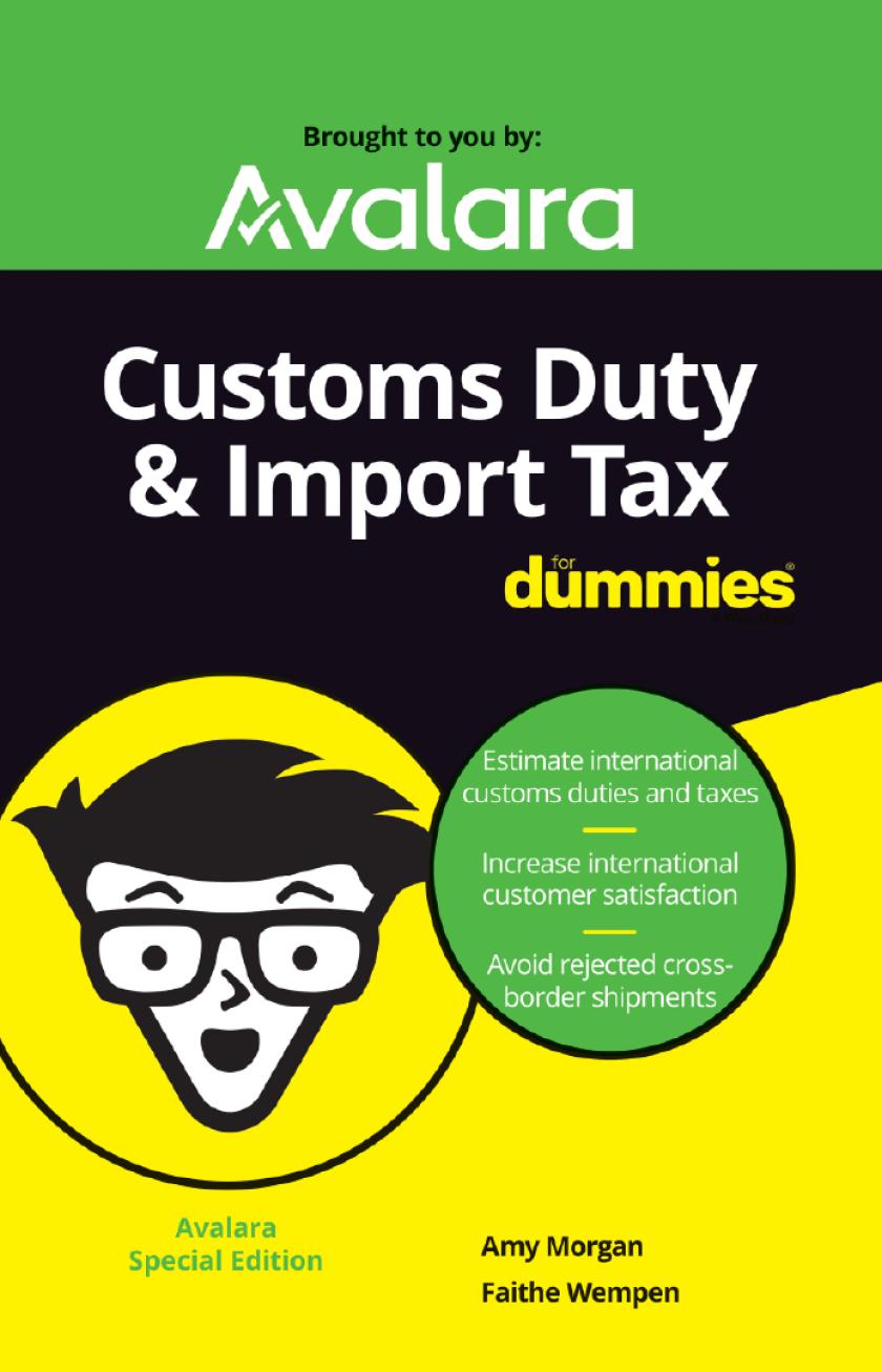 Customs Duty & Import Tax for Dummies