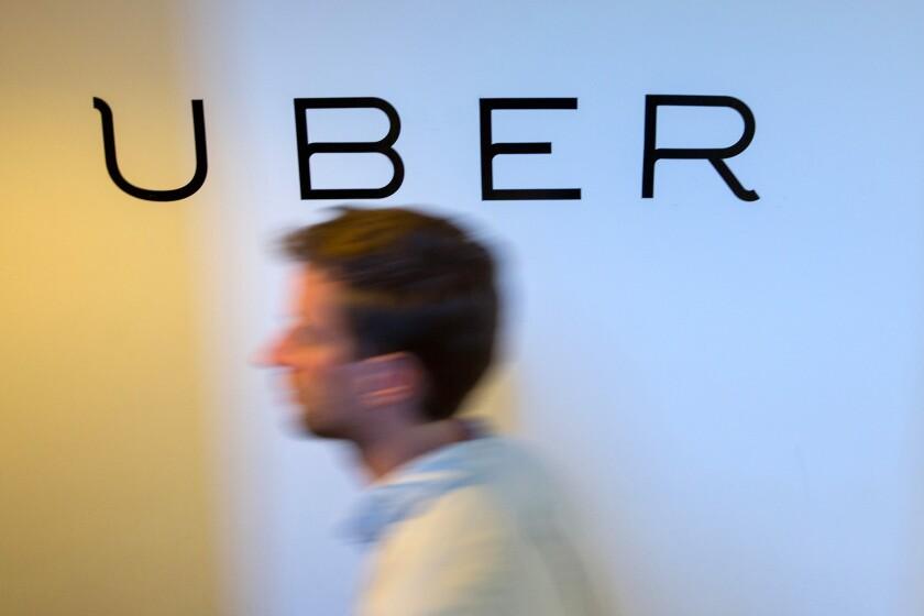 Uber office