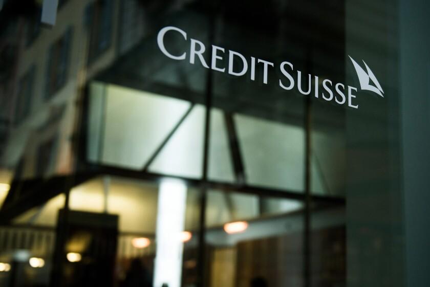 Credit Suisse Loses $1.3B Advisors to J.P. Morgan