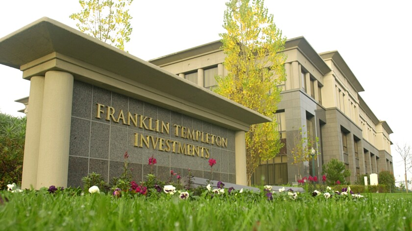 Franklin Templeton Investments, a long-time active asset manager, is seeking approval for a Saudi Arabia ETF, according to a filing with the SEC.