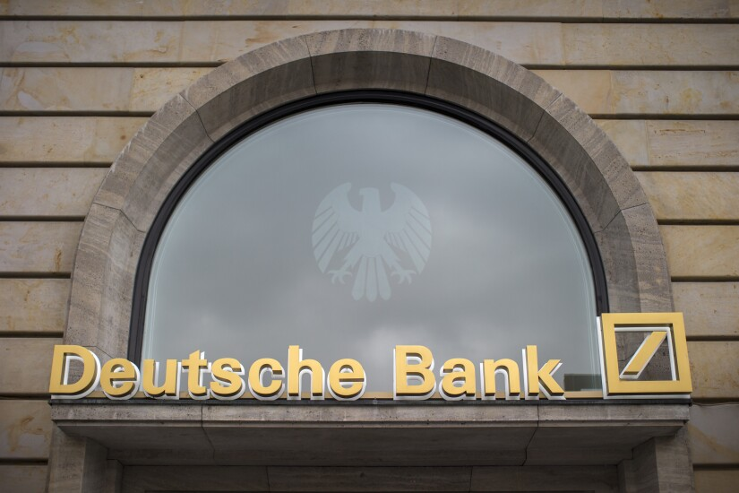 Deutsche Bank - Bloomberg News