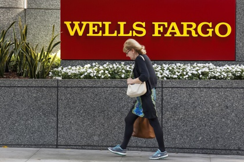 Wells Fargo by Bloomberg
