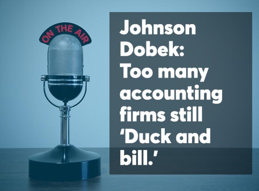 Johnson Dobek podcast screen