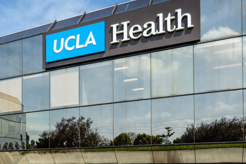 UCLA creates regional hub for med tech, digital health
