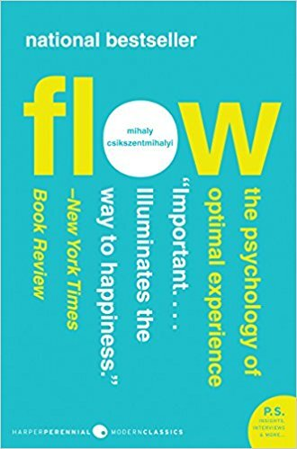 Book cover - Flow