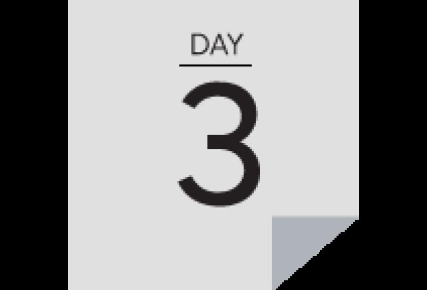 30 Days - Day 3