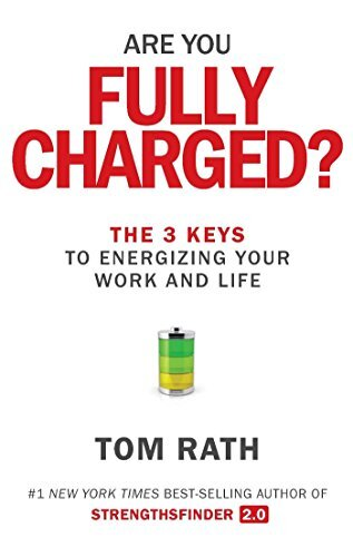 Book cover - Are You Fully Charged