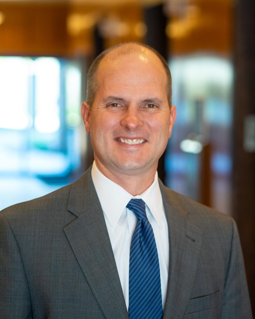 Clint Anderson financial advisor at Stifel