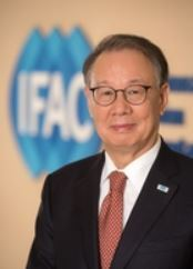 IFAC president In-Ki Joo