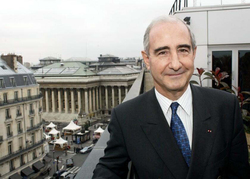 IFRS Foundation chairman Michel Prada