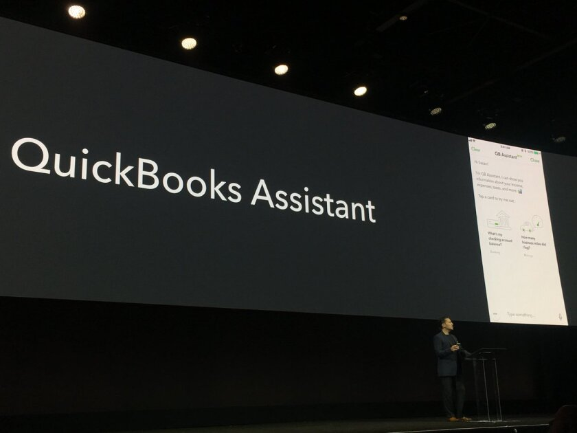 Quickbooks assistant QBConnect 2017