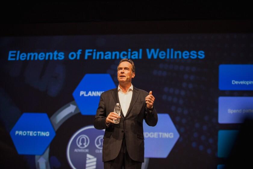 Envestnet  CEO Jud Bergman